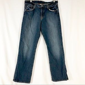 Lucky Brand Easy Rider Button Fly Jeans Size 10/30